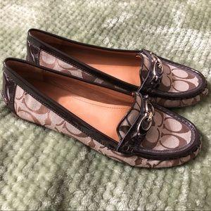 Coach Fortunata shoes size 9B